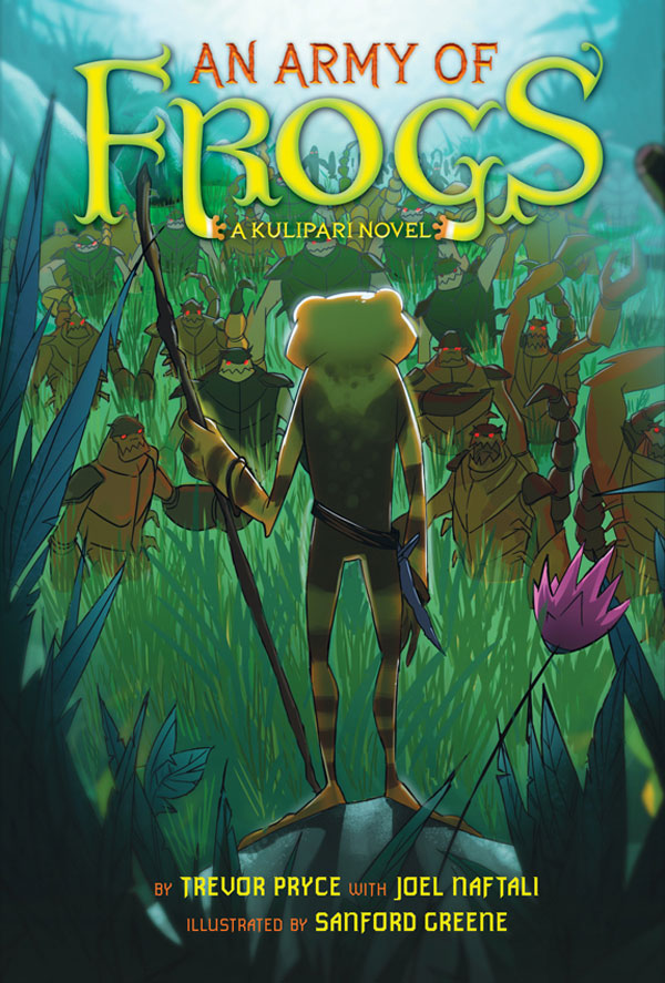 Review An Army Of Frogs A Kulipari Novel, By Trevor Pryce  Flayrah-8231