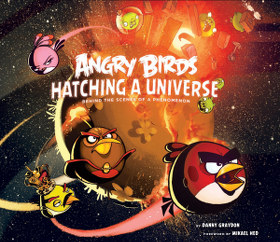 Cover to 'Angry Birds: Hatching a Universe'