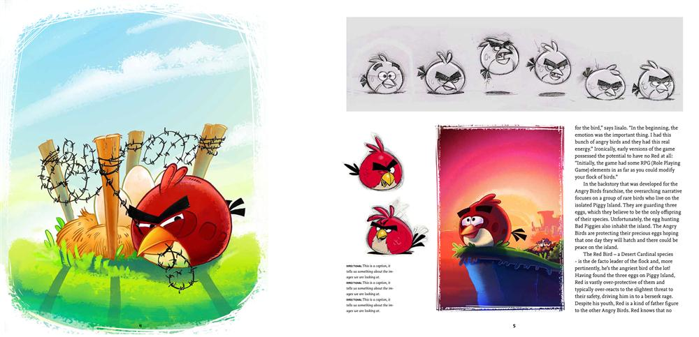 Angry Birds Jump Cycle