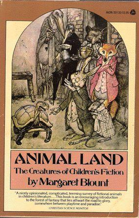 'Animal Land' paperback edition