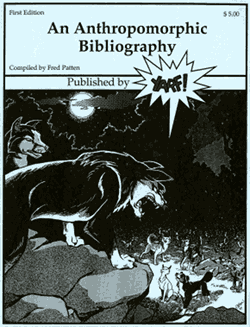 An Anthropomorphic Bibliography, first edition