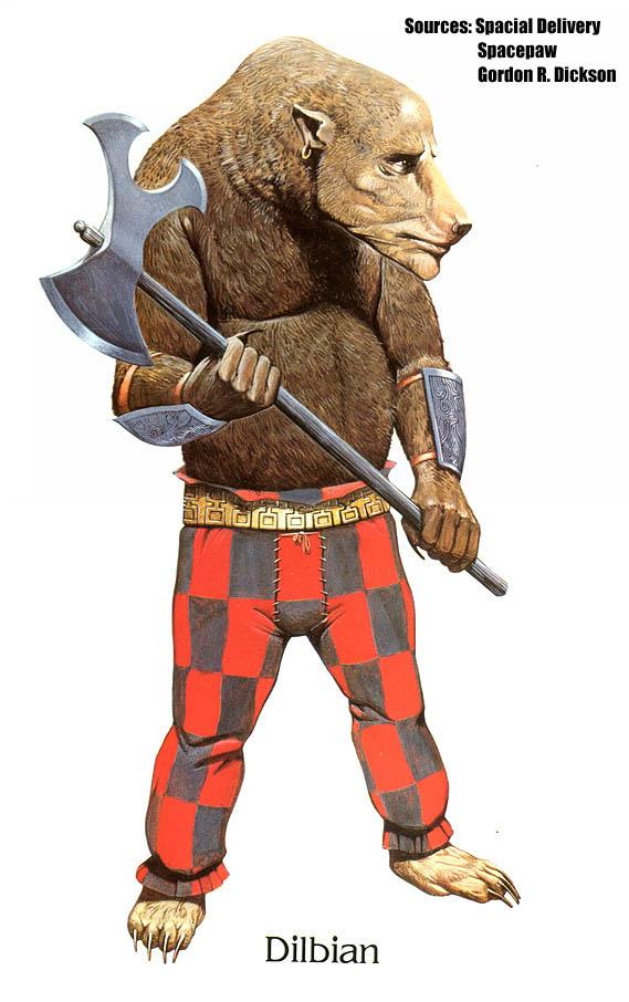 review   u0026 39 the right to arm bears u0026 39   by gordon r  dickson