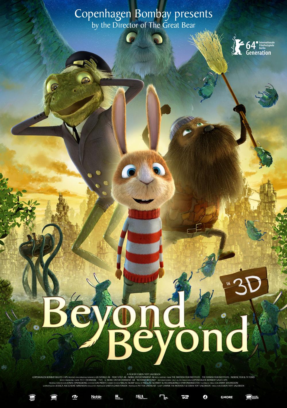 Beyond Beyond' ...