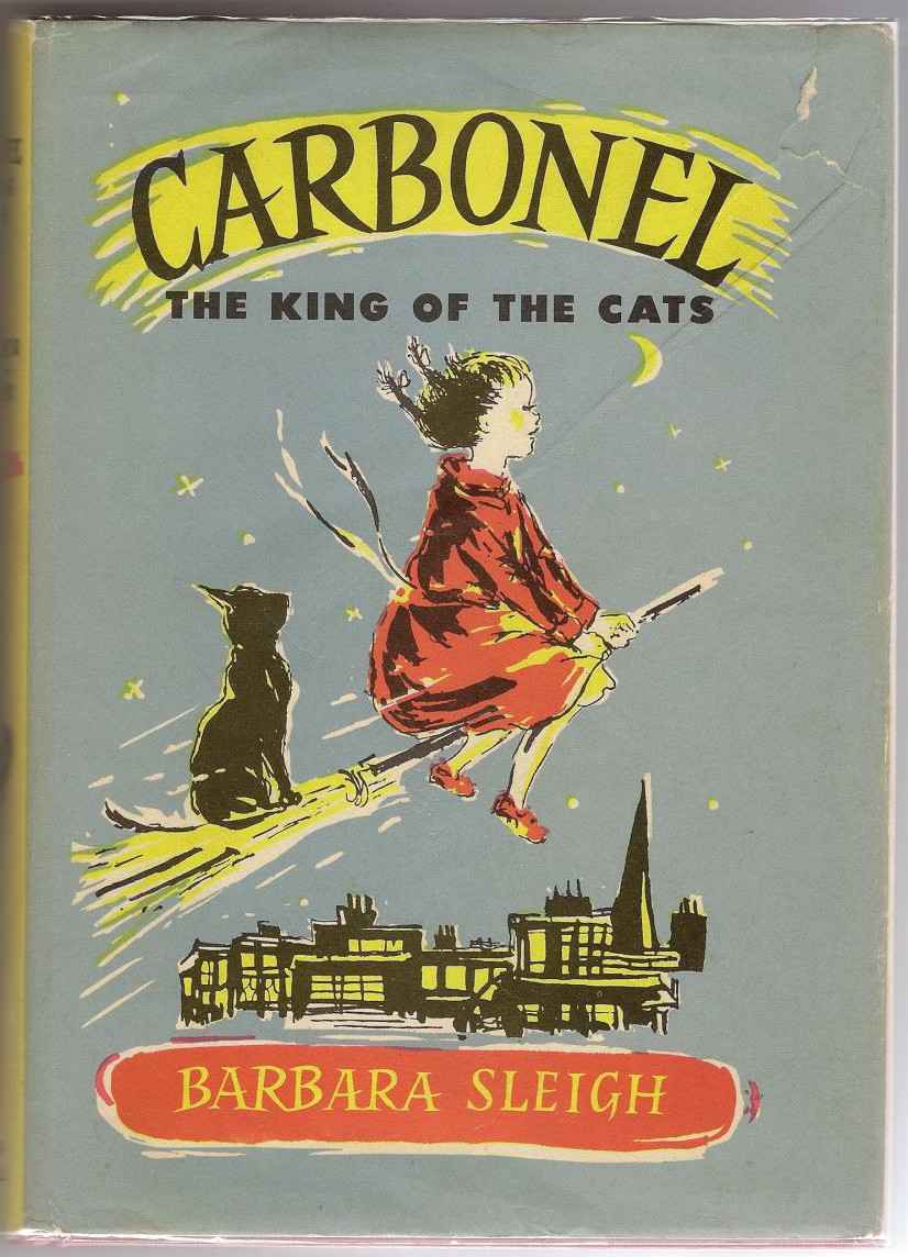 Review Carbonel The King Of The Cats The Kingdom Of
