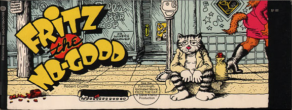 Fritz The Cat #3 - Fritz the No-Good