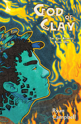 God of Clay - The Fire Bearers: Book One