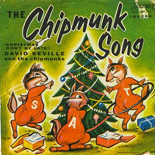 The Chipmunk Song Cover