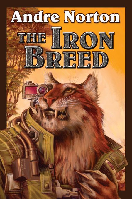 Review: 'The Iron Breed', by Andre Norton | flayrah