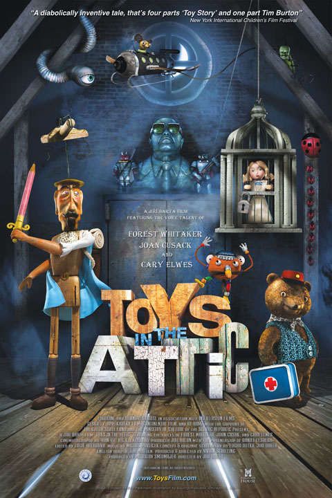 Toys In The Atic 40