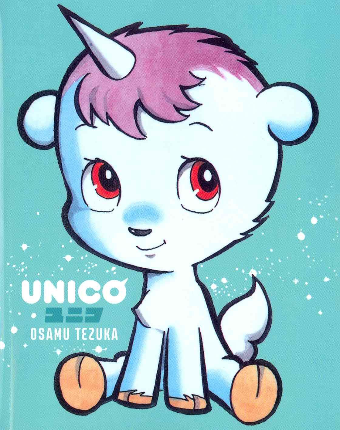 Review Unico By Osamu Tezuka