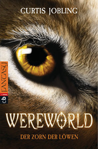 German cover: 'Wereworld: Wrath of the Lion'
