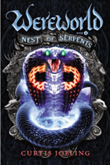 U.S. cover: 'Wereworld: Nest of Serpents'