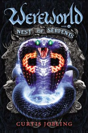 Wereworld: Nest of Serpents (US cover)
