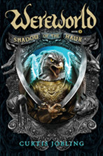 U.S. cover: 'Wereworld: Shadow of the Hawk'