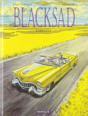 Blacksad Tome 5 Amarillo
