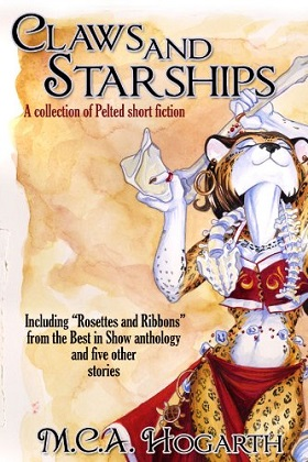 Claws and Starships by M.C.A. Hogarth