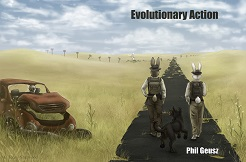 Evolutionary Action full cover by Idess Sherwood