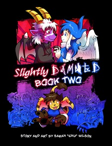 Slightly Damned Book Two