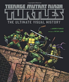 TMNT: The Ultimate Visual History
