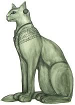 Bastet, by Lilith; CC-BY-SA