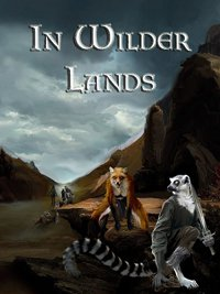 In Wilder Lands (new cover)