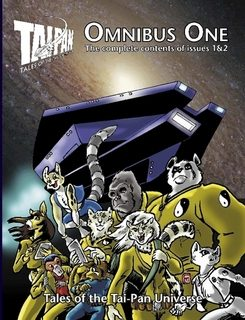 Tales of the Tai-Pan Universe; Omnibus One