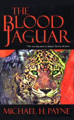 'The Blood Jaguar', first ed. hardback