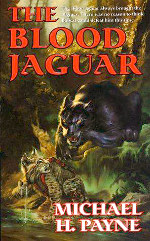 'The Blood Jaguar', first ed. paperback