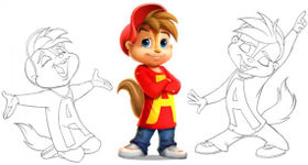 Alvin and the Chipmunks 2015 series