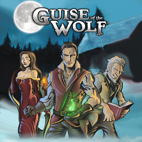 'Guise of the Wolf' cover
