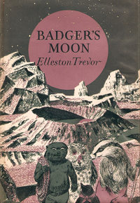 'Badger's Moon cover
