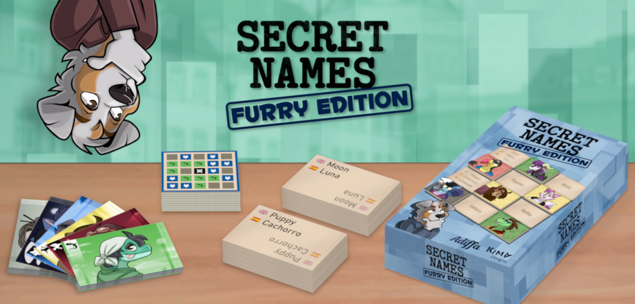 Secret Names, furry edition