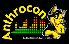 Anthrocon city shirt logo