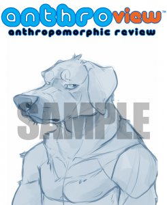 Anthroview sample cover