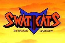 Swat Kats title card, Season 1