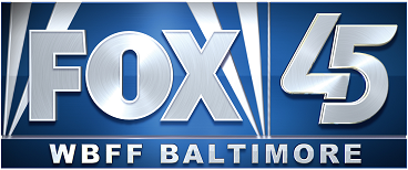 WBFF - Fox 45 Baltimore (2008 logo)