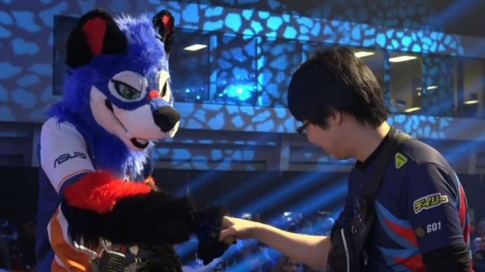 Sonicfox Takes Dragonball Fighterz Victory At Evo Flayrah