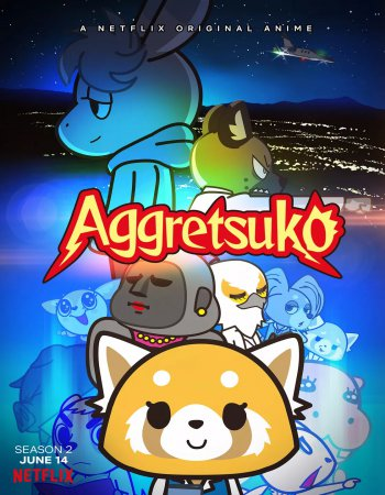 Aggrestsuko, season 2