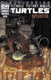 Teenage Mutant Ninja Turtles Micro-Series #5: Splinter