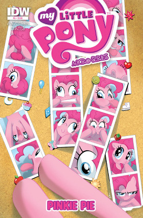My Little Pony: Micro-Series #5 featuring Pinkie Pie