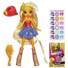 Applejack doll