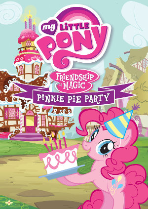 Pinkie Pie Party DVD