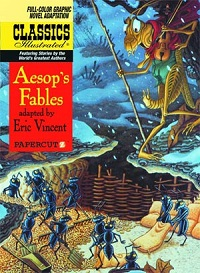 Classics Illustrated Volume 18: Aesop's Fables