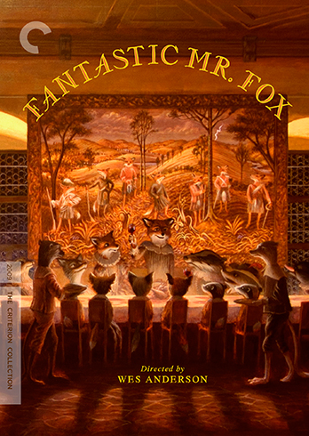 Fantastic Mr. Fox Criterion Collection