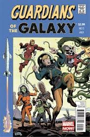 Guardians of the Galaxy #5 (Alt Cover)