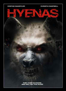 Hyenas movie poster
