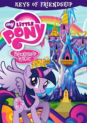 My Little Pony: Friendship is Magic Keys of Friendship DVD