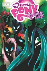 My Little Pony: Friendship is Magic #3 A-cover