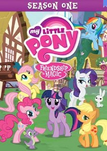 My Little Pony: Friendship is Magic season 1 DVD