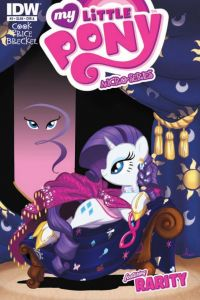 My Little Pony: Micro-Series #3 featuring Rarity